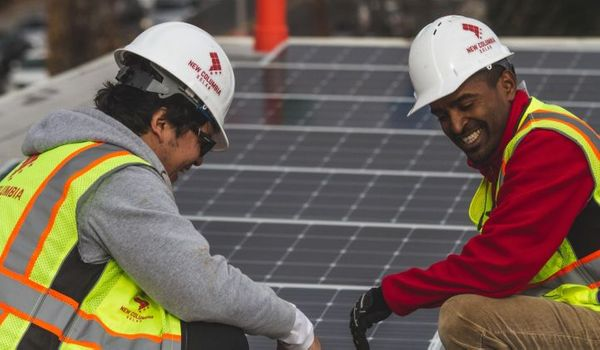 How a Solar Bromance Cracked the Code for Commercial Solar